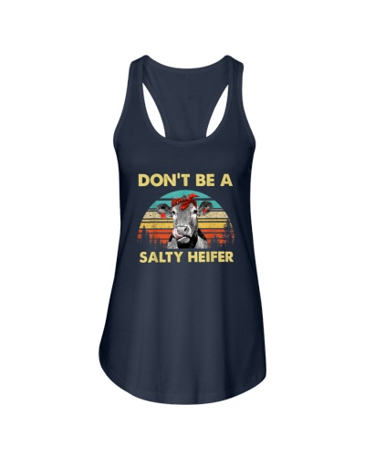 Don't Be A Salty Heifer