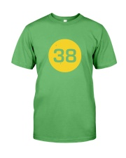 38 Years Old Premium Fit Mens Tee front