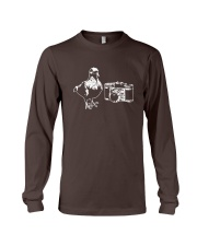 Pigeon Camera Long Sleeve Tee front