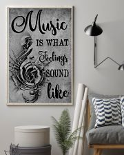 Music Is What Feeling 11x17 Poster lifestyle-poster-1