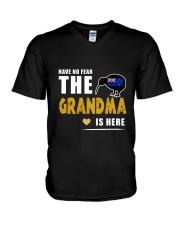 HAVE NO FEAR V-Neck T-Shirt thumbnail