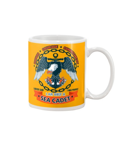 I AM ONLY A SEA CADET