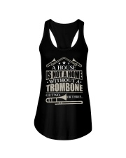 A House Without A Trombone Ladies Flowy Tank thumbnail