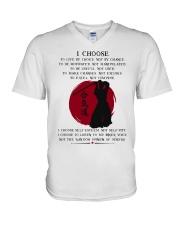 I Choose V-Neck T-Shirt thumbnail