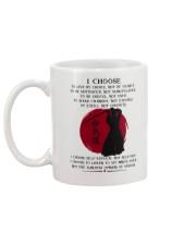 I Choose Mug back
