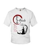 Your spirit is the true shield Youth T-Shirt thumbnail