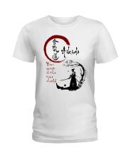 Your spirit is the true shield Ladies T-Shirt thumbnail