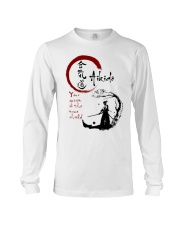 Your spirit is the true shield Long Sleeve Tee thumbnail