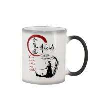 Your spirit is the true shield Color Changing Mug thumbnail