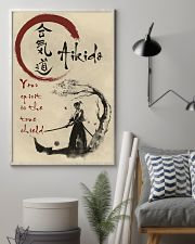 Your spirit is the true shield 11x17 Poster lifestyle-poster-1