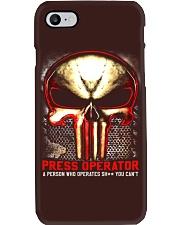 Press-operates Phone Case thumbnail