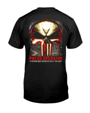 Press-operates Classic T-Shirt thumbnail