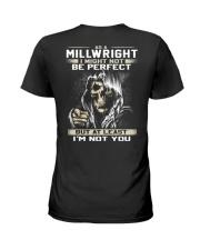 millwright-atleast Ladies T-Shirt thumbnail