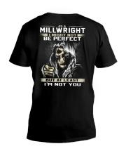 millwright-atleast V-Neck T-Shirt thumbnail
