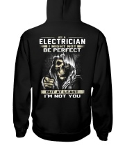 Electrician At Least Hooded Sweatshirt thumbnail