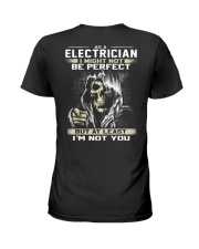 Electrician At Least Ladies T-Shirt thumbnail