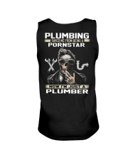 plumber-saved Unisex Tank thumbnail