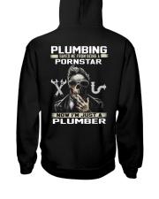 plumber-saved Hooded Sweatshirt thumbnail