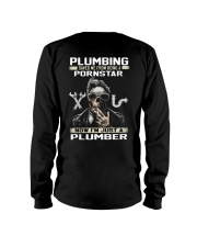 plumber-saved Long Sleeve Tee thumbnail