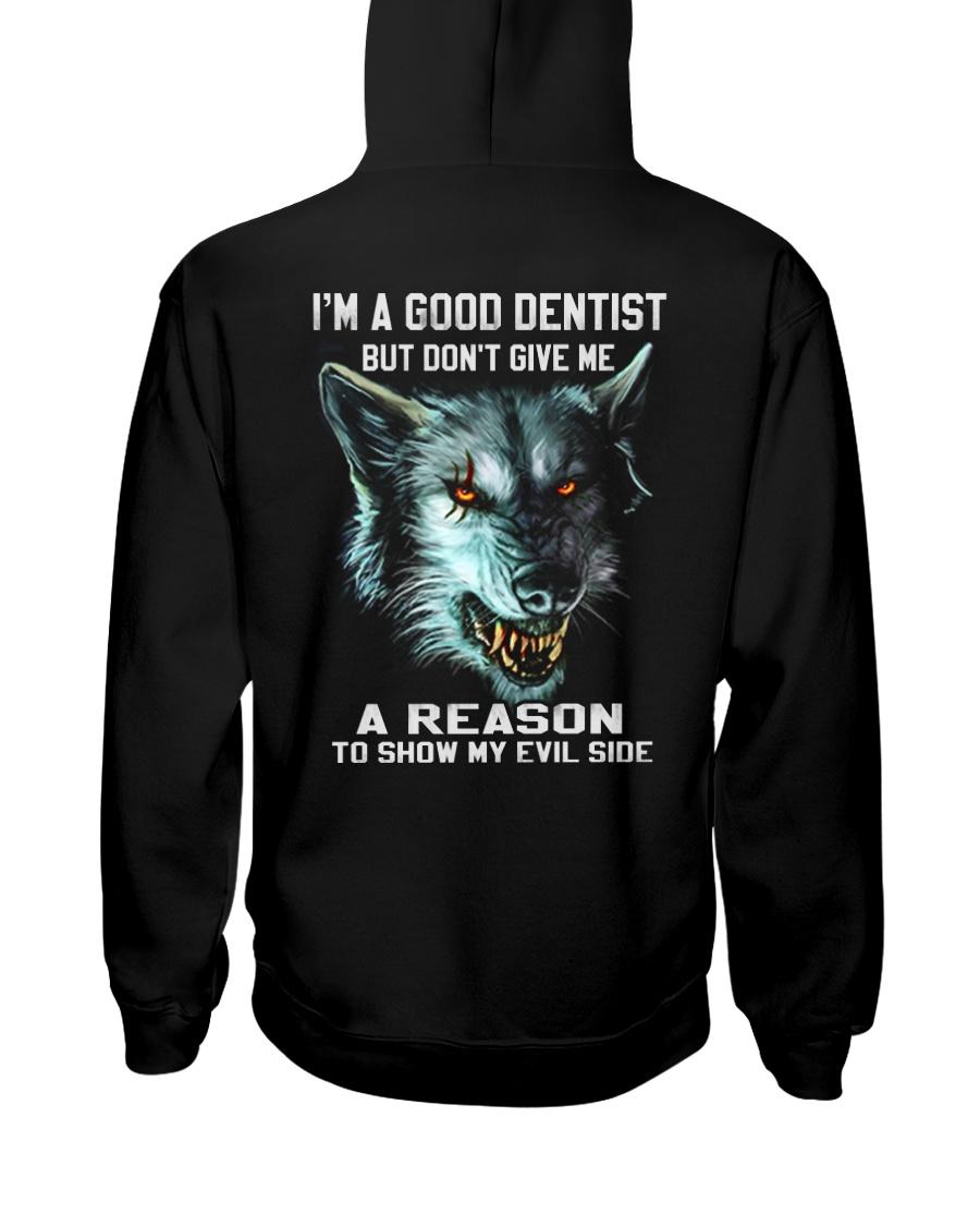 Dentist-evilside Hooded Sweatshirt