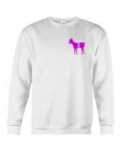 Goats purple Crewneck Sweatshirt thumbnail