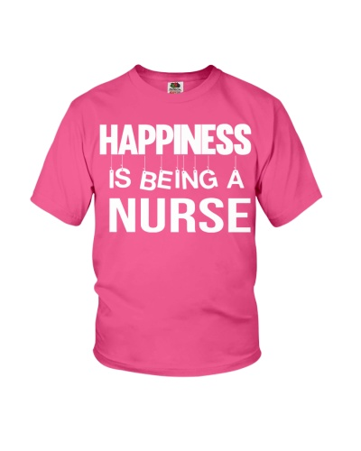 Happiness is being a nurse