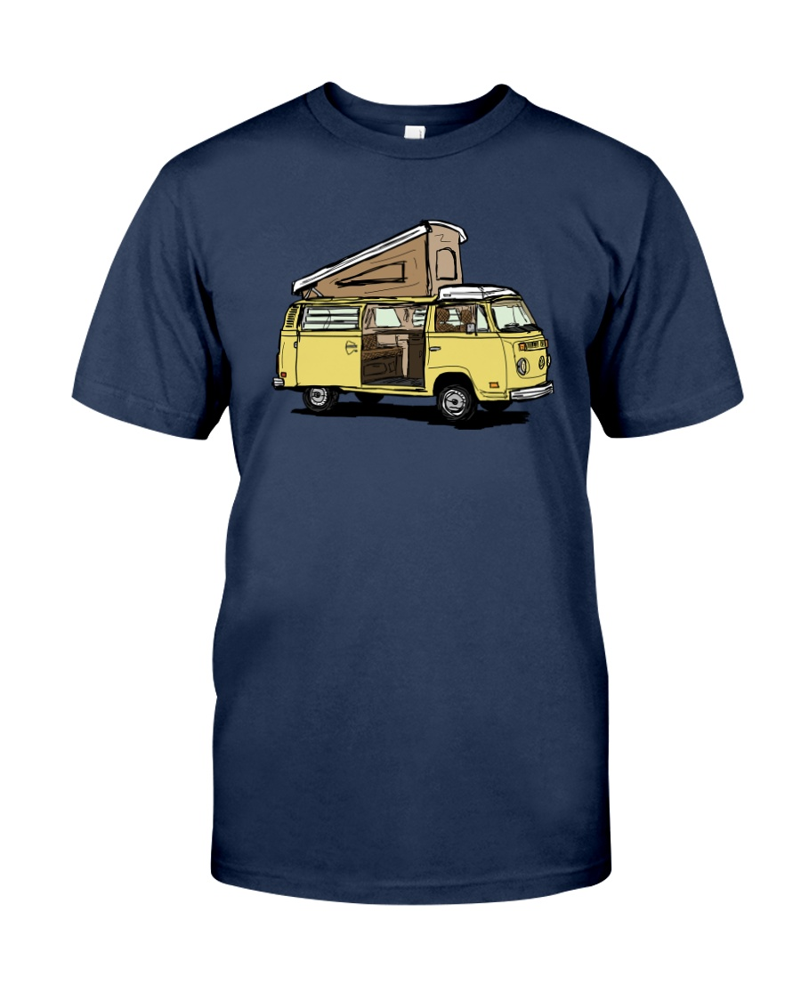 The Freedom Box Classic T-Shirt