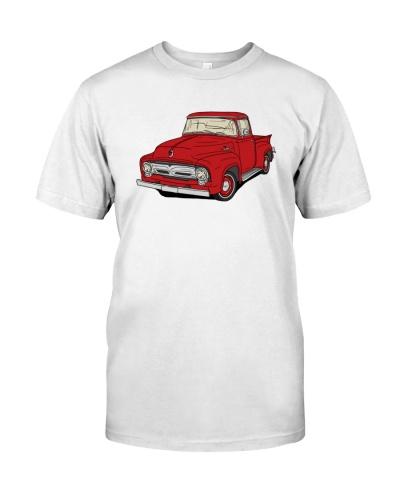 Classic trucks - Old 4D