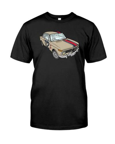 Classic Cars - Darren's Racer