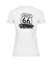 Route 55 66 Premium Fit Ladies Tee thumbnail