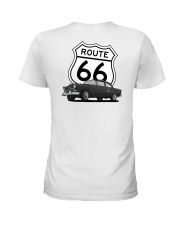 Route 55 66 Ladies T-Shirt thumbnail
