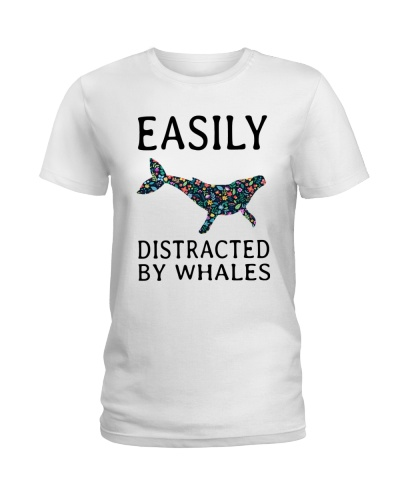 EASILY DISTRACTED BY WHALES