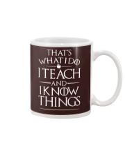 Limited Edition Teacher  Mug thumbnail