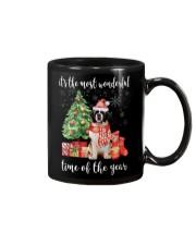 The Most Wonderful Xmas - Saint Bernard Mug thumbnail