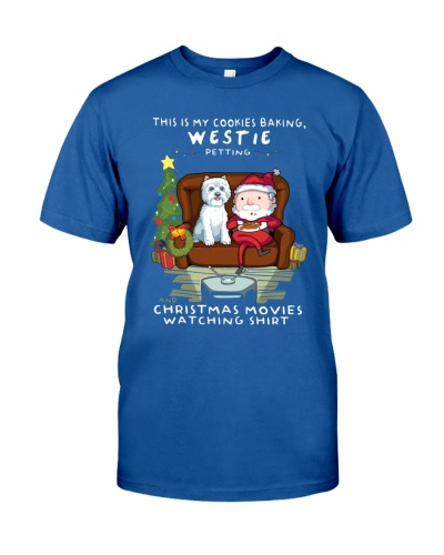 This Is My Christmas Shirt - Westie