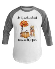 The Most Wonderful Time - Amstaff Baseball Tee thumbnail