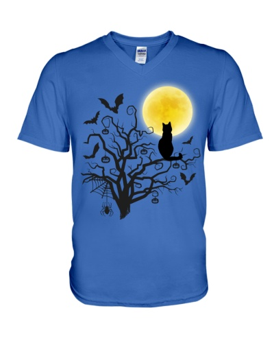 Halloween Cat Tree