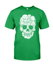 Skull Dogs Classic T-Shirt front