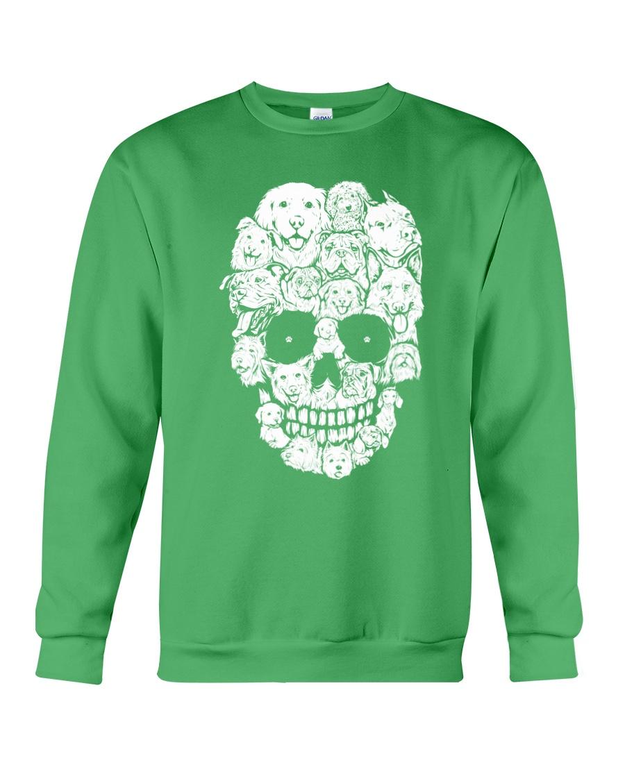 Skull Dogs Crewneck Sweatshirt