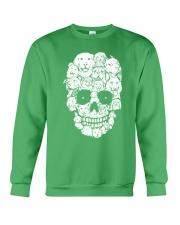 Skull Dogs Crewneck Sweatshirt front