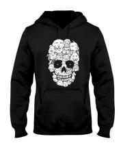 Skull Dogs Hooded Sweatshirt thumbnail