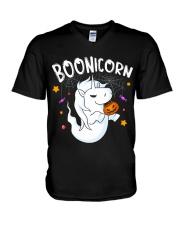 Boonicorn V-Neck T-Shirt thumbnail