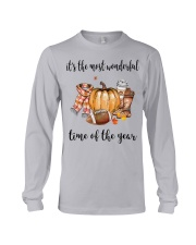 The Most Wonderful Time - American Football 2 Long Sleeve Tee thumbnail