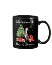 The Most Wonderful Xmas - Greyhound Mug thumbnail
