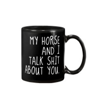 My Horse and I Mug thumbnail