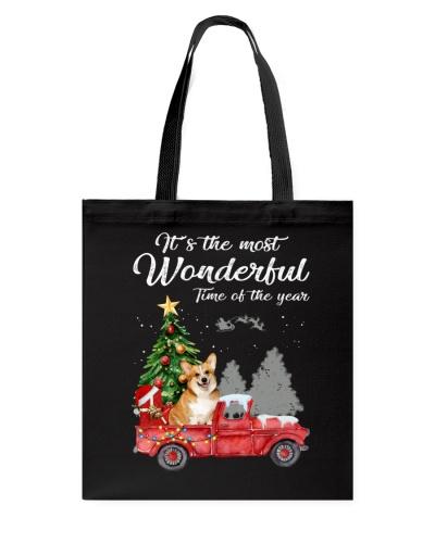 Wonderful Christmas with Truck - Corgi