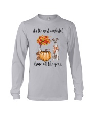 The Most Wonderful Time - Whippet Long Sleeve Tee thumbnail