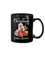 All I Want For Christmas Is Golden Retriever Mug thumbnail