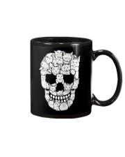 Skull Cats Halloween Mug thumbnail