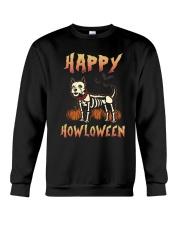 Happy Howloween - Westie Crewneck Sweatshirt thumbnail
